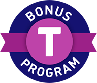 bonus program logo